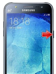 Enable Safe Mode on Samsung Galaxy j7 pro
